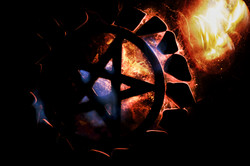 Elements of the pentacle