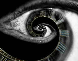 Infinity of the eye of time