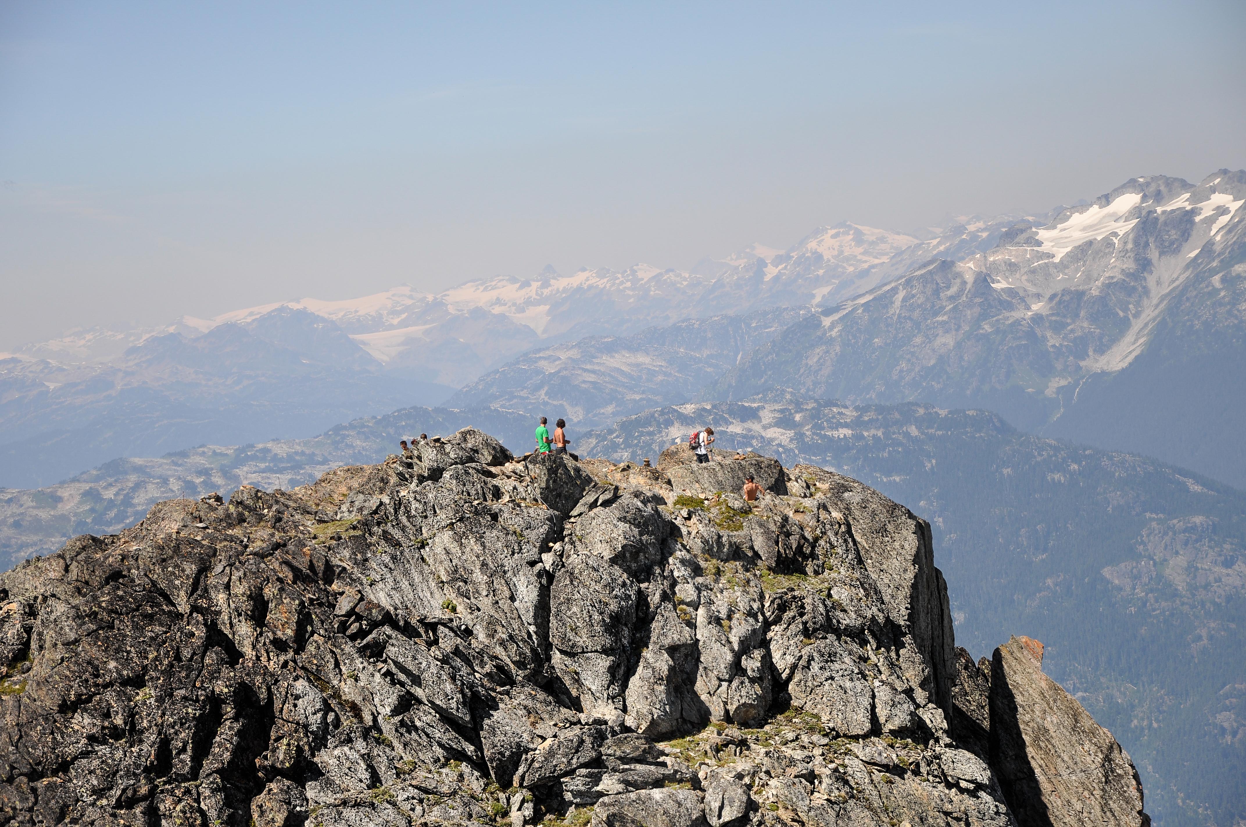 Flickr - Whistler Summit