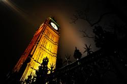 Big Ben an artistic perspective