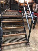 STF staircase landings