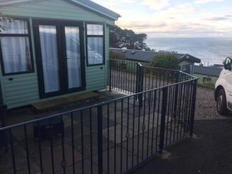 STF caravan railings