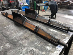 STF chassis axles