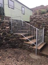 STF railings and handrail