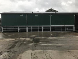 STF pen enclosure and cattle gate