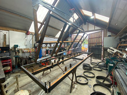 STF workshop chassis processing