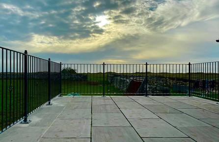 STF patio railings