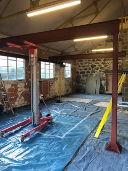 STF structural steel for renovation