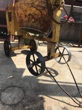 STF cement mixer repairs