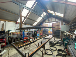 STF chassis production