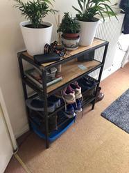 STF shoe rack