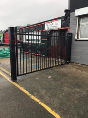 STF security fencing