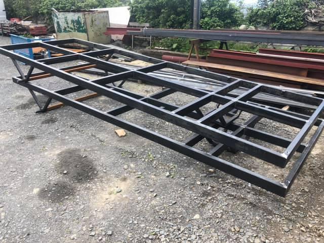 STF bare metal chassis