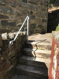 STF handrail