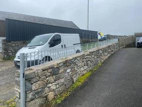 STF dwarf railings