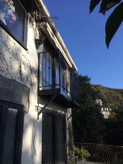 STF juliet balcony