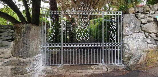 STF decorative gate