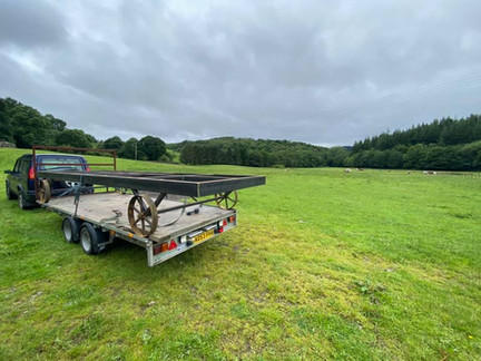 STF bare metal chassis delivery
