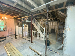 STF structural steel for renovation project