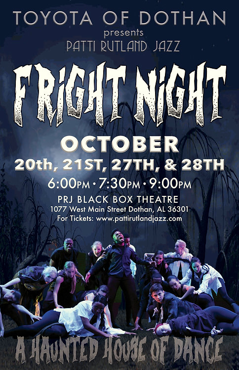 Fright Night 2017 DVD