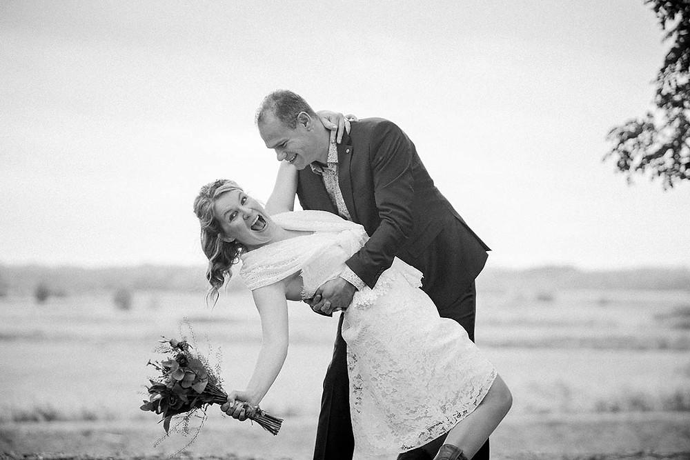 Spontane trouwfotografie door beeldbureau Trouwgeluk