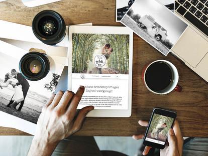 8 tips voor jullie trouwfoto's