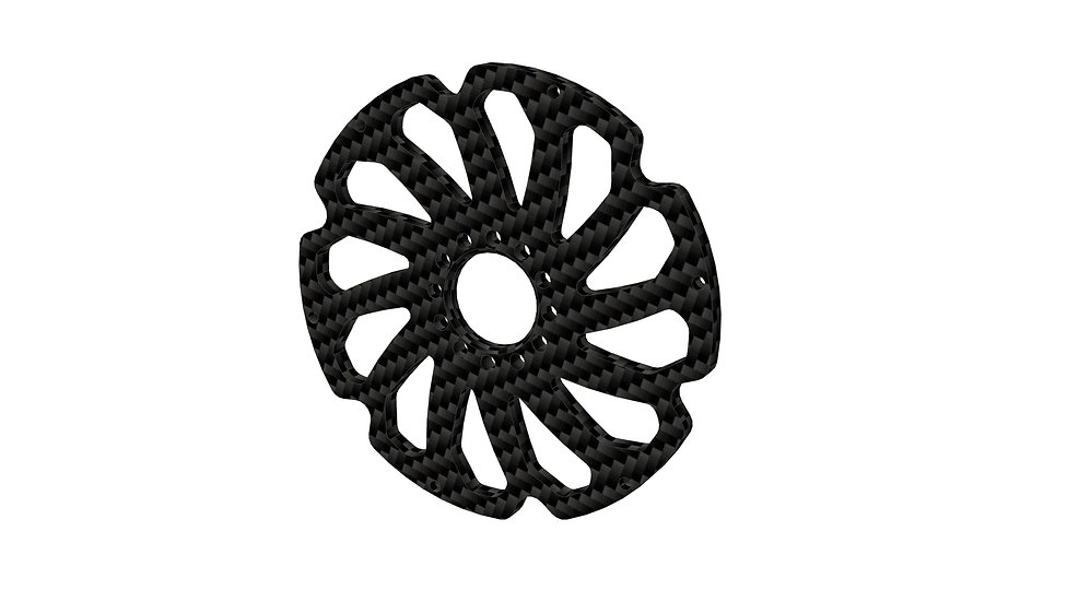 Carbon Rim LS-1 for split tyres