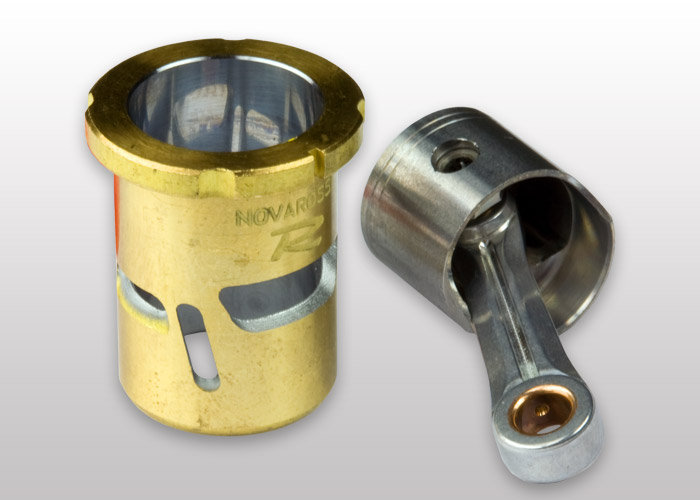 Coupling Complete 2,5cc 5P Short Stroke Piston Higher 3mm