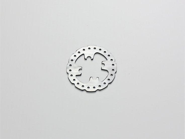 X-Rider Scorpio 1:5 V2 front brake disc