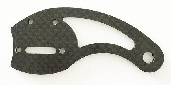 Swingarm Shoulder Evo 5 & BK-R  (short, light)