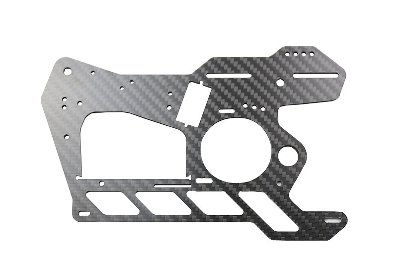 X-Rider Scorpio Chassis plate (left)