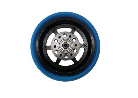 Rear wheel set non gyro