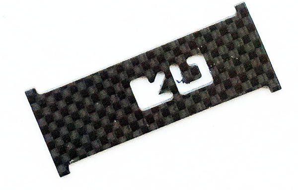 RG BK-M1 ESC Mounting plate