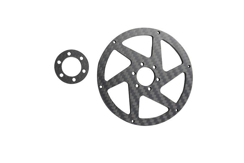 X-Rider Scorpio Rear wheel Rim