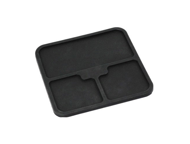 Rubber Parts Tray (123X123X5mm)