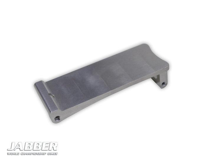 Battery holder, aluminum, Jabber 2013/2015