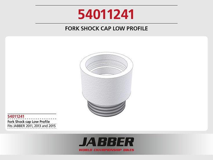 Fork oil chamber cap (1) Low Profile POM Jabber