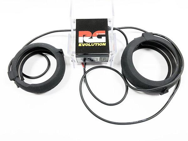 RG Evolution 1:5 Tyre warmers