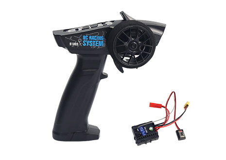 X-Rider CX-3 Remote Control & ESC
