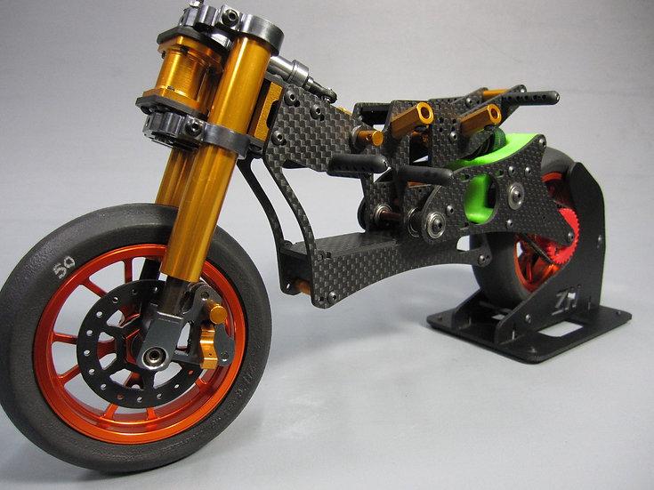 ZH-218B 1:8 Competition Race Bike ARTR