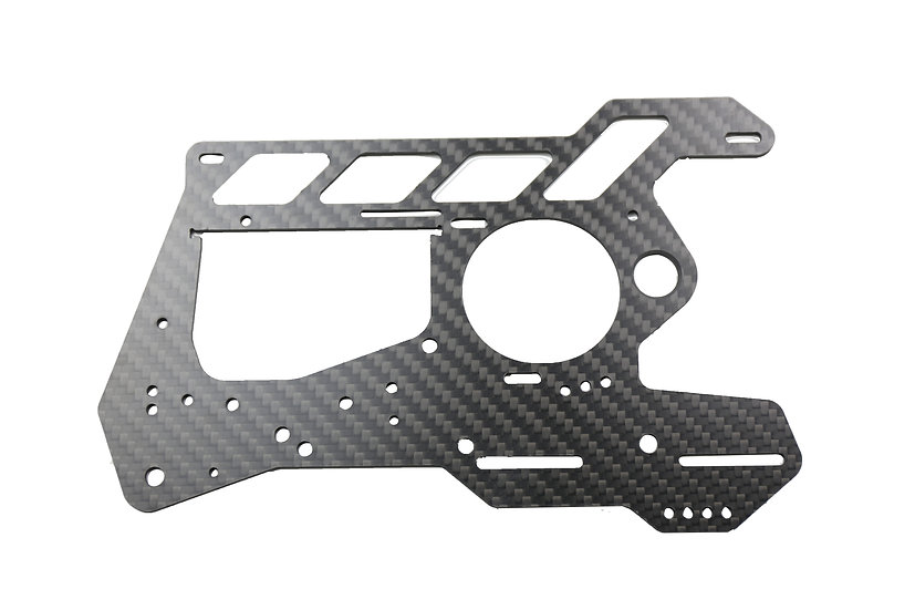 X-Rider Scorpio Chassis plate (right)