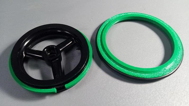 ZH-Kyosho front o-ring insert