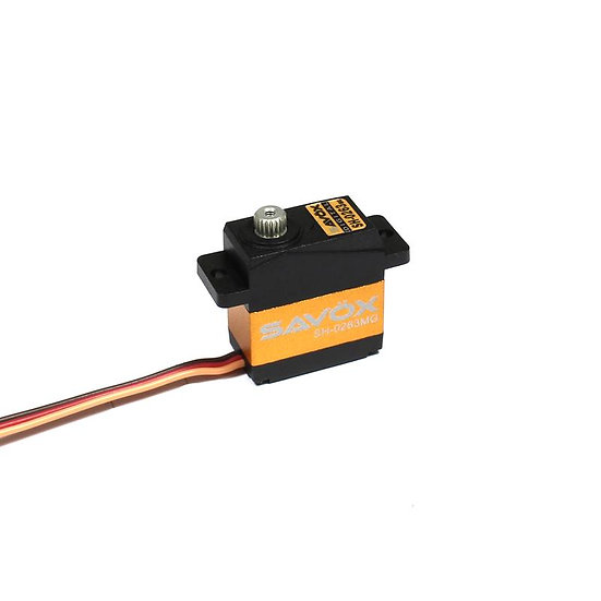 SAVOX SH0263MG - Micro Digital Servo