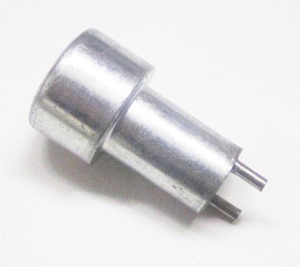 Key for adjusting fork caps