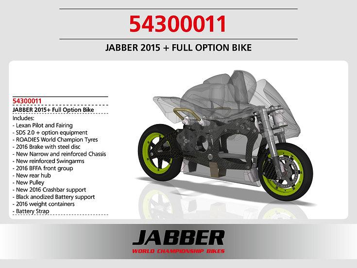 Lightscale Jabber 2015+ FULL OPTION