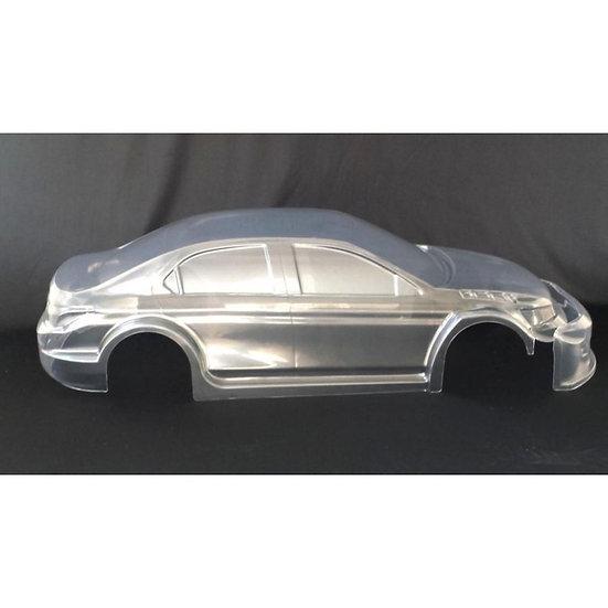 Body Citroén C-Elisée WTCC 2014 - EFRA Legal - unpainted - 1,0 mm transparent Le