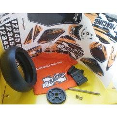 ARX-540 Spare Parts Kit (Motard)