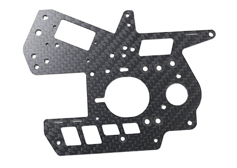 X-Rider Cafe Racer RHS Chassis plate