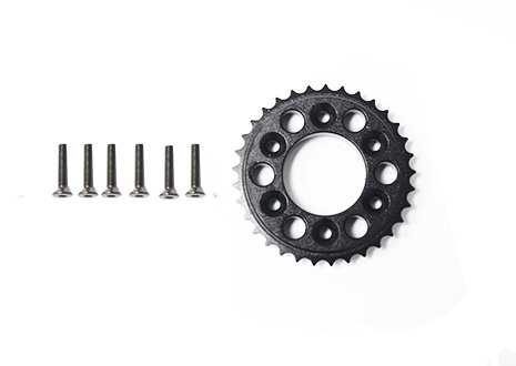 X-Rider Cafe Racer chain sprocket 33T