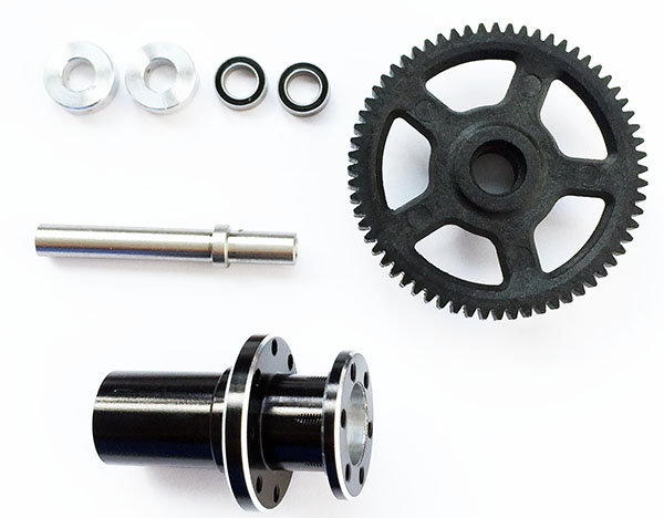 main gear upgrade kit Ages 5